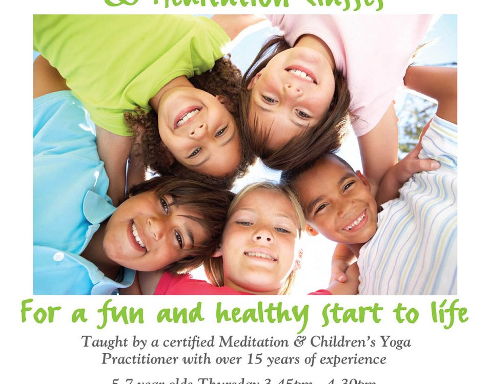 Mindful Moves Childrens Yoga