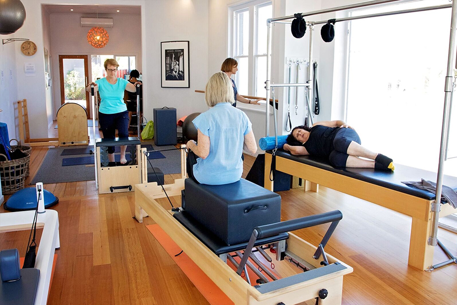 best pilates websites